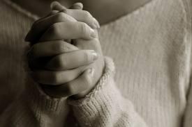prayer hand