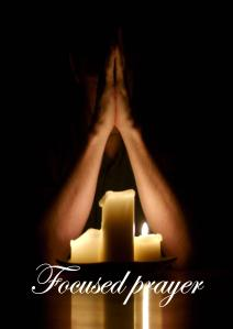 focused prayer