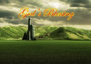 God Blessing
