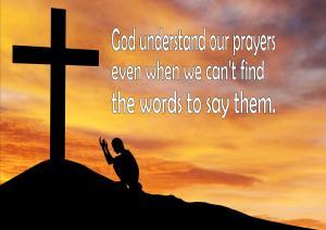 God understand