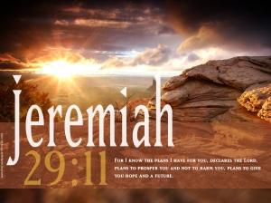 Jeremiah-29 11