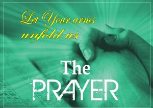 Let Your arms unfold us