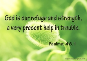 Psalm 46 1