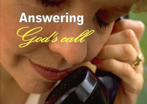 answering God's call Karina's Thought