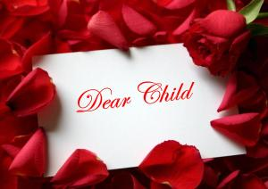 Dear Child-Karina's Thought