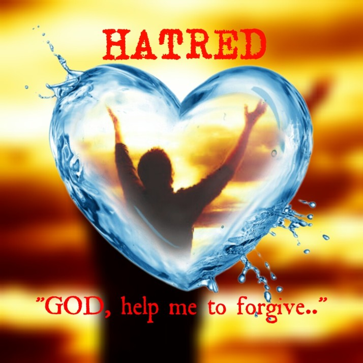 GOD, help me to forgive