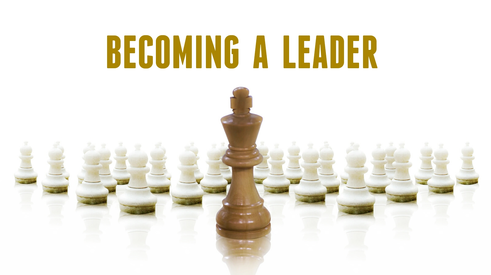becoming a leader Buy on becoming a leader 2nd revised edition by warren bennis (isbn: 9780099269397) from amazon's book store everyday low prices and free delivery on eligible orders.